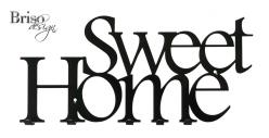 Wieszak na klucze home sweet home