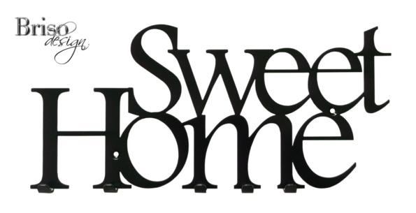 """Wieszak na klucze """"sweet home"""""""