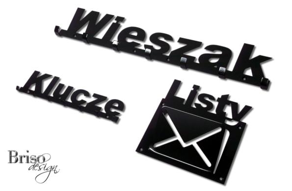 """Wieszaki na ubrania """"Arial"""" Zestaw"""