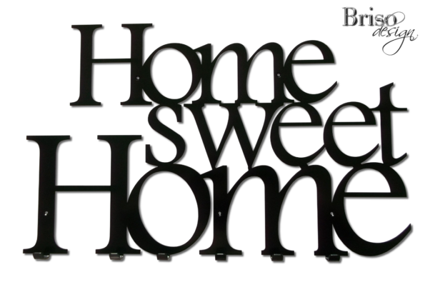"Wieszak na ubrania ""Home Sweet Home""XXL"