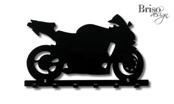 wieszak na klucze motocykl