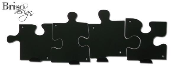 wieszak na ubrania puzzle