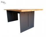 stół dębowy heavy